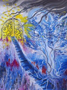 Colori e Parole di Silvia: Esposizione dell'artista Silvia Gugliemi